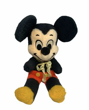 Vintage Walt Disney Mickey Mouse Plush for Sale in Gonzales, CA