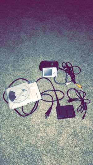 Olympus Master Digital Camera W/ Memory Card & Rechargeable Battery for Sale in Atlanta, GA