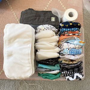 Large Variety Of Great Condition Cloth Diapers for Sale in Redondo Beach, CA