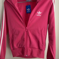 Pink Adidas Jacket for Sale in Rockville,  MD