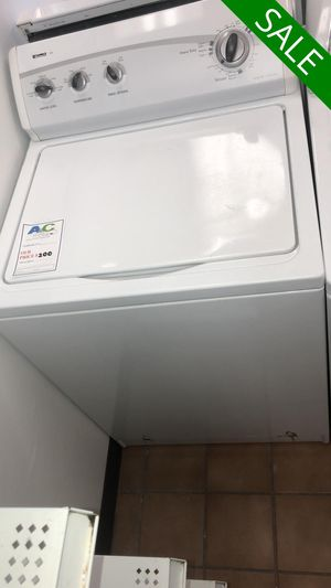 NO CREDIT!! Kenmore Very Quiet Washer CONTACT TODAY! #1508 for Sale in Fort Washington, MD