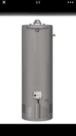 Water heater - $380 OBO for Sale in Palmdale, CA
