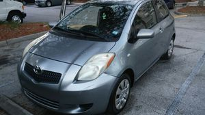 2007 toyota yaris 2DR 5-speed for Sale in Tampa, FL