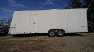26 foot enclosed cargo car auto furniture trailer for Sale in Los Angeles, CA