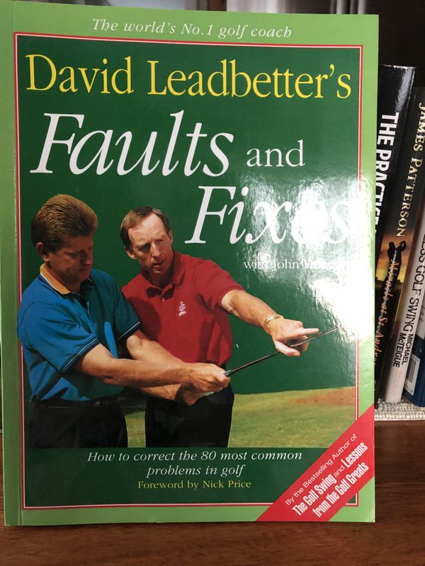 Golf Books 24 Selections
