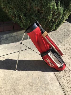 Ping golf standup bag for Sale in San Jose, CA