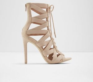 Aldo Gwayviel Nude Shoe Size 8 Women for Sale in Columbia, SC