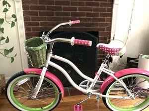 "Huffy Cruiser Bike with basket 24"" for Sale in Alexandria, VA"