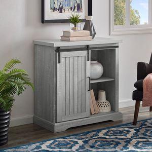Brand New Designer Door Accent Cabinet/ TV Stand/ Storage for Sale in Dunwoody, GA