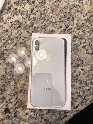 iPhone 10 256gig for Sale in Moreno Valley, CA
