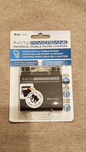 Instal Power bank for Sale in Auburn, WA