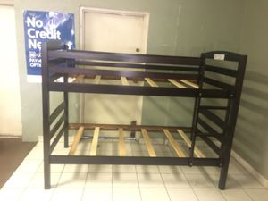 Twin over twin bunk bed for Sale in Peoria, AZ