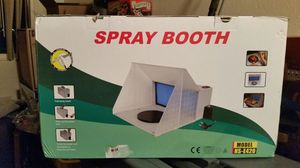 Spray Booth model car's & ? for Sale in Portland, OR