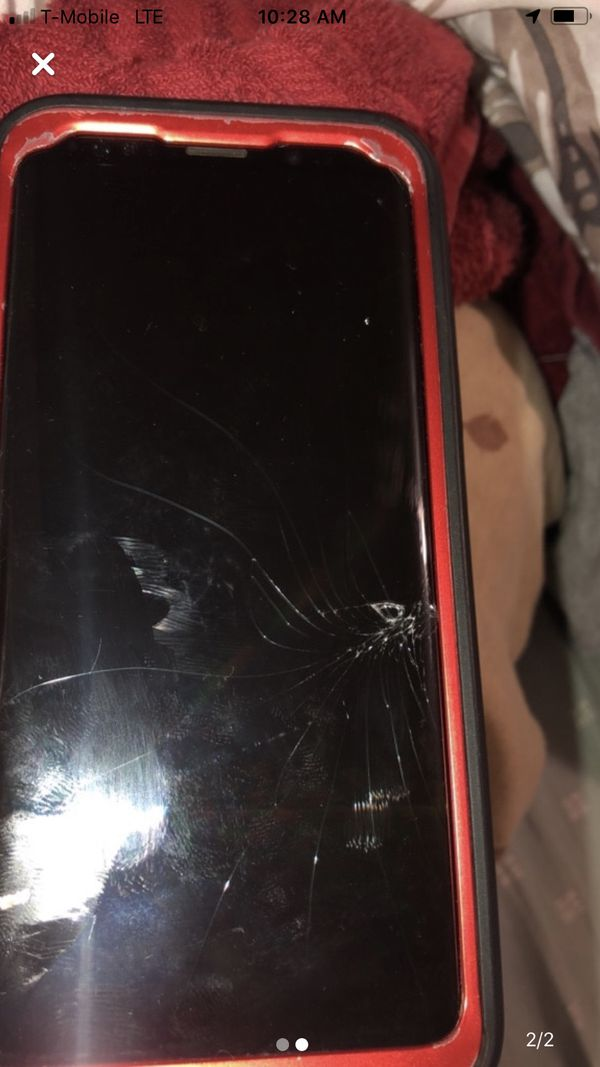 S9 T-Mobile cracked but every thing work well