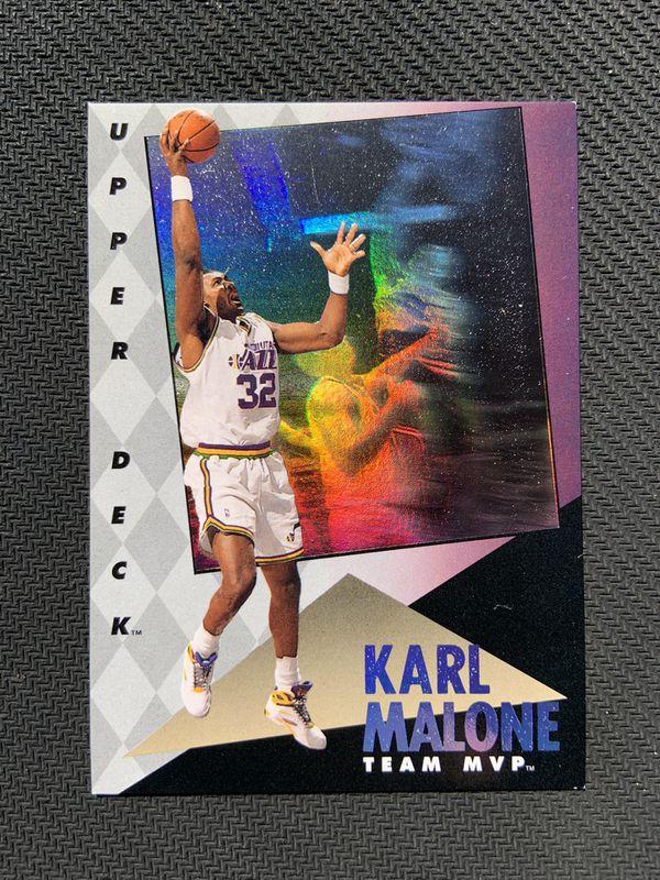 1993 Upper Deck Team MVP Karl Malone