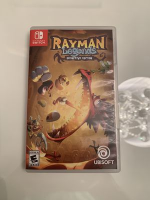Rayman Legends Nintendo Switch for Sale in Miami, FL