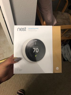 Nest thermostat for Sale in Richmond, CA