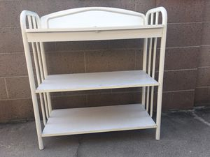 Baby changing table for Sale in Buena Park, CA