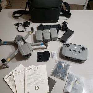 Drone Mavik Air 2 With Fly More Combo for Sale in Henderson, NV