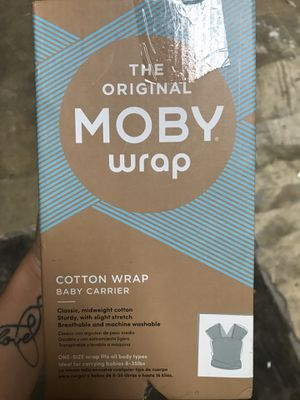 MOBY baby carrier for Sale in Columbus, OH