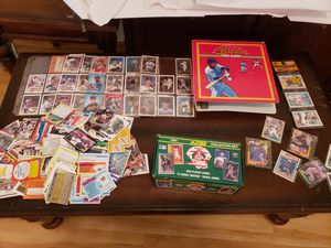 Lot of baseball cards collectables collection for Sale in Fresno, CA