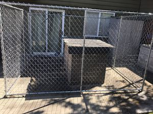 Large dog enclosure for Sale in Everett, WA