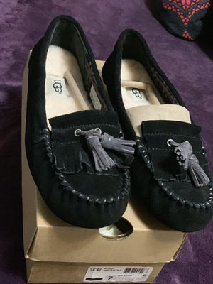 Black Ugg slip ons for Sale in Pacifica, CA