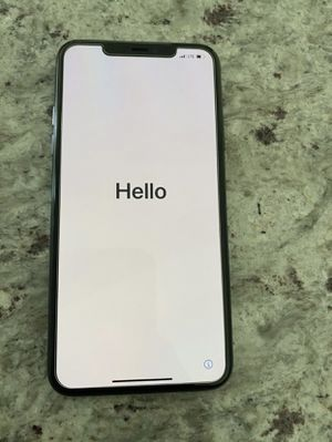 iPhone 11 Pro Max 512GB! for Sale in Fontana, CA