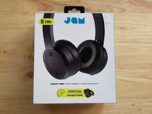 JAM Already There Bluetooth Wireless On Ear Headphones used once for Sale in West Covina, CA