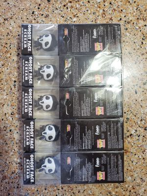 Pack of 10 ghosface funko pop keychains Halloween special for Sale in Covina, CA