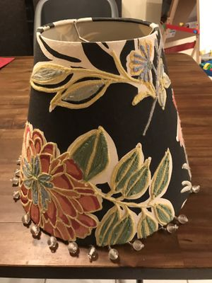 Lamp Shade Floral for Sale in Irvine, CA