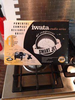 iwata IS-850 Smart Jet Compressor for Sale in Lantana,  FL