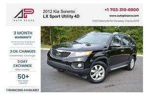 2012 Kia Sorento for Sale in City of Manassas, VA