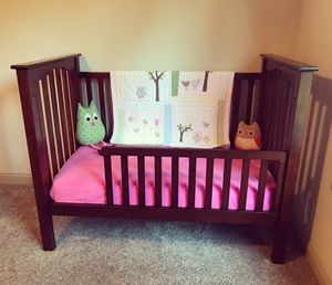 Crib, changing table, and mattress set for Sale in Pickerington, OH