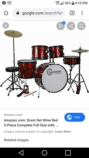 Drum set for Sale in Bowling Green, OH