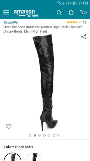 SEXY Over The Knee Thigh High Boots for Sale in Renton, WA