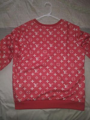 Louie Vuitton supreme long selve size large for Sale in Pittsburg, CA