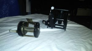Fishing Reels VINTAGE ( one deep sea and one freshwater) for Sale in El Cajon, CA
