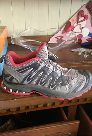 Solomon womens's Athletic shoes, 6.5 for Sale in Crawford, CO