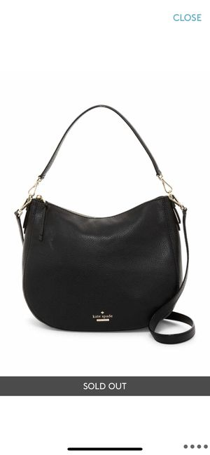 Kate spade authentic handbag brand new with tags for 100$ only price Firm great deal for Sale in Bellevue, WA