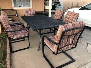 Patio furniture 7p for Sale in Phoenix, AZ