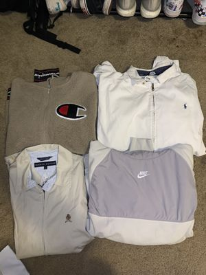 Jacket bundle for Sale in Stockton, CA