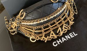 Chanel charms and chains bum bag waist bag for Sale in Banning, CA