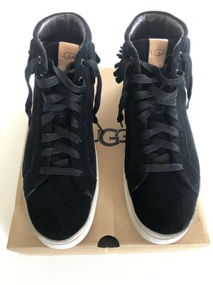 Men's UGG Suede Black Sneaker for Sale in Miami Beach, FL