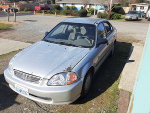 97 honda civic dx automatic $1300obo for Sale in Marysville, WA