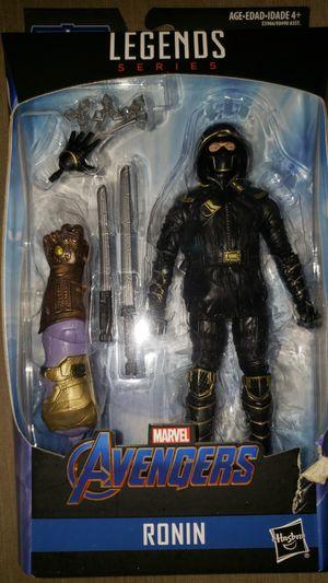 Marvel Legends Avengers Endgame Ronin Thanos Baf for Sale in Chicago, IL