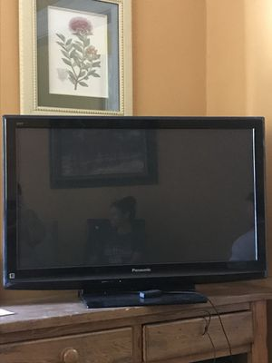 "Panasonic 42"" tv no remote for Sale in Washington, DC"