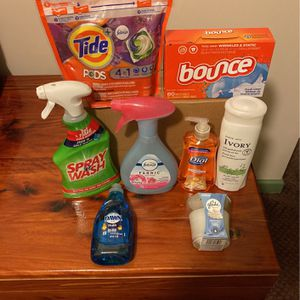 Tide /bounce Bundle for Sale in Hershey, PA