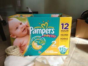 Want diapers wiped etc.?? for Sale in Butte, ND