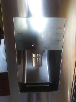 Samsung flex zone refrigerator stainless steel for Sale in San Bernardino, CA